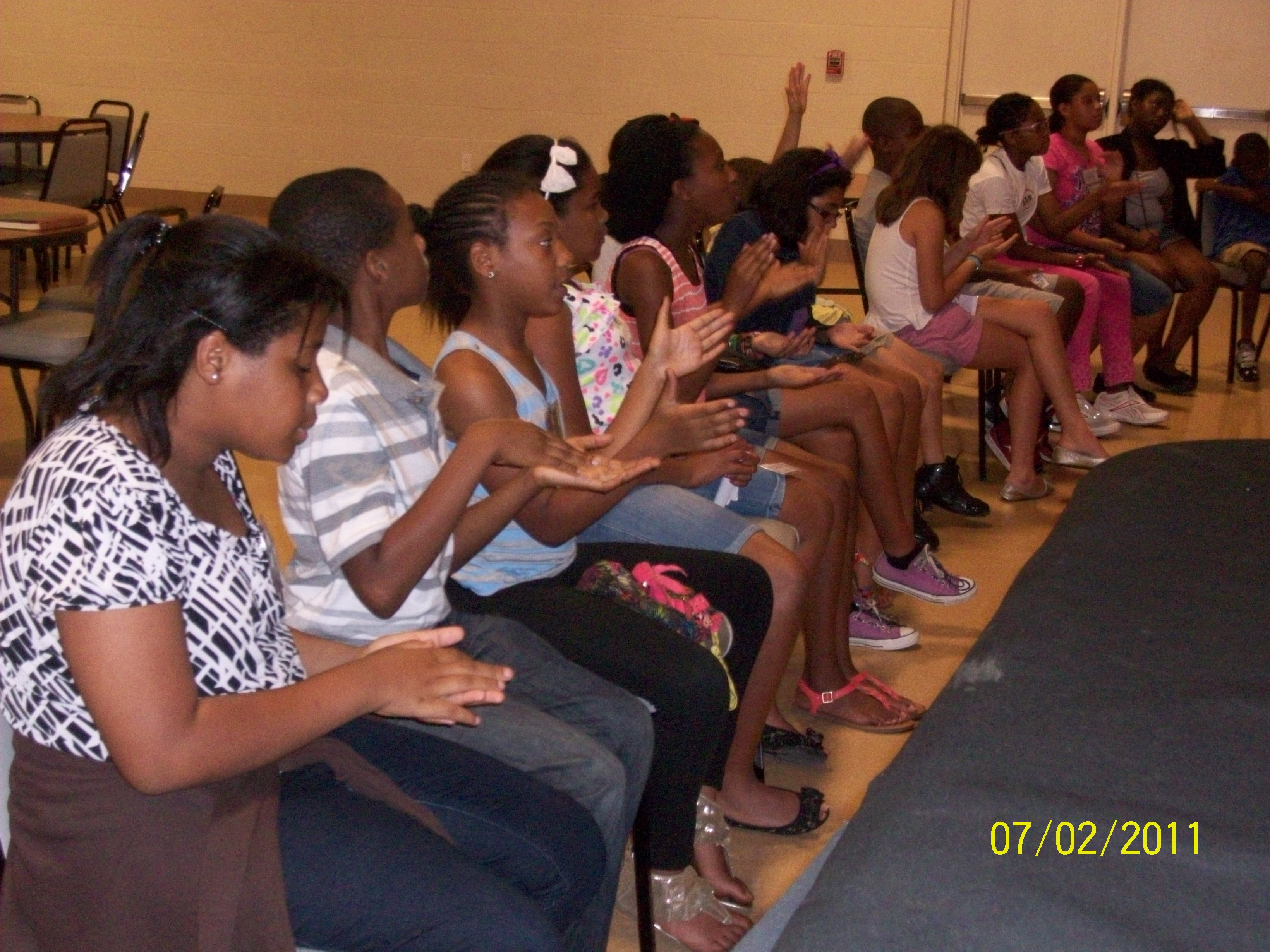 summer school and ms headley 947
